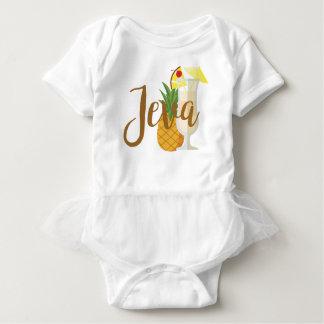 Body Para Bebê Jeva