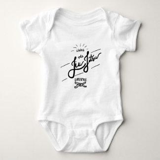 Body Para Bebê Jiu-JItsu-estilo de vida