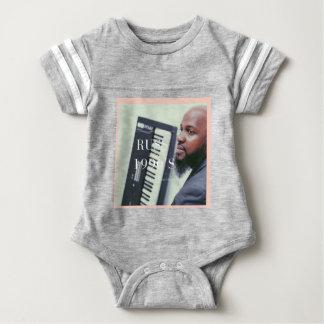 Body Para Bebê Jogador de teclado de Russ