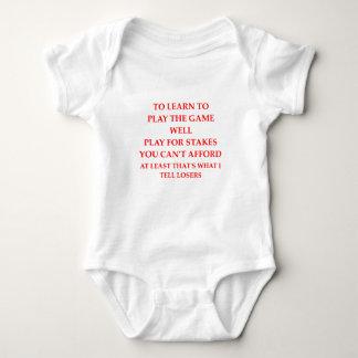 Body Para Bebê jogador do jogo