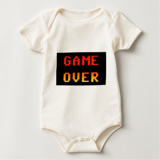 Body Para Bebê Jogo sobre 8bit retro