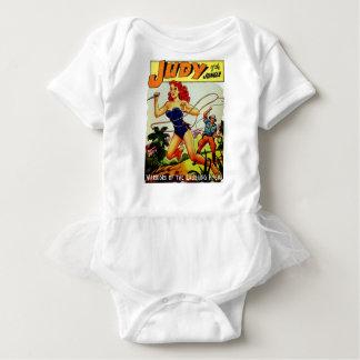 Body Para Bebê Judy da selva