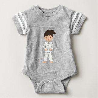 Body Para Bebê Karate Kid
