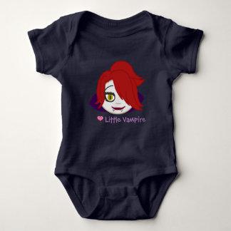 Body Para Bebê Kawaii o Dia das Bruxas Vampiro-chan