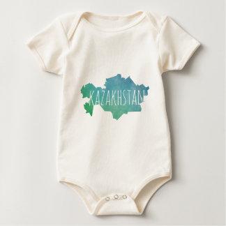 Body Para Bebê Kazakhstan