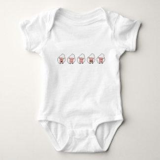 Body Para Bebê kids sheep