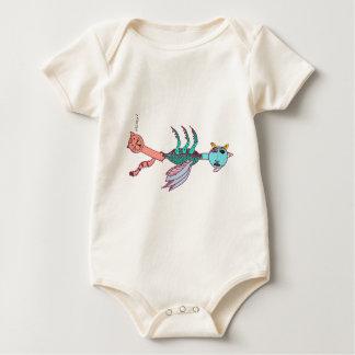 Body Para Bebê Kittycorn
