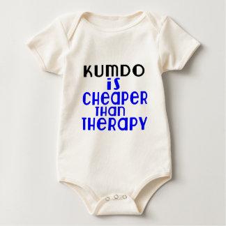 Body Para Bebê Kumdo é mais barato do que a terapia