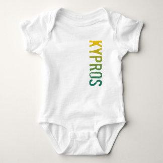 Body Para Bebê Kypros (Chipre)