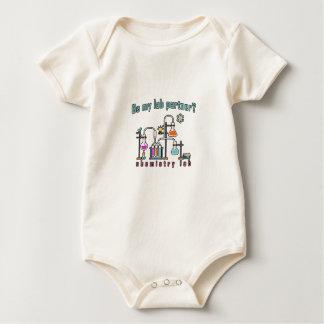 Body Para Bebê Laboratório de química
