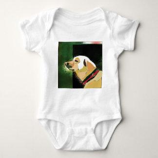 Body Para Bebê labrador
