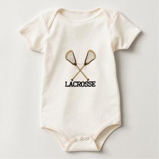 Body Para Bebê Lacrosse