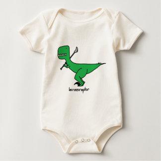Body Para Bebê lacrossiraptor