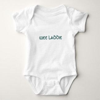 Body Para Bebê laddie pequenino - onsie