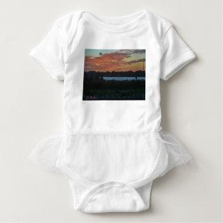 Body Para Bebê Lago