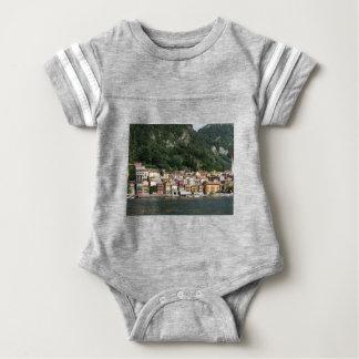 Body Para Bebê Lago Como