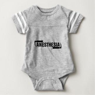 Body Para Bebê Lâmina do Mac da anestesia