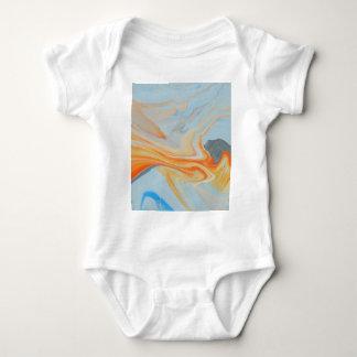 Body Para Bebê Lança do fogo