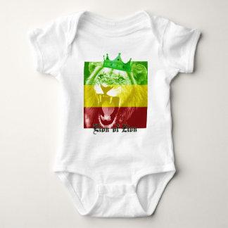 Body Para Bebê Leão de Zion