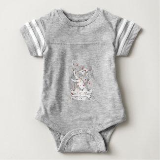 Body Para Bebê leão e