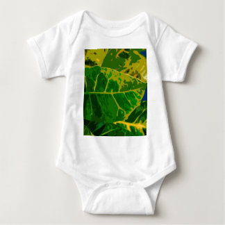 Body Para Bebê leaves1