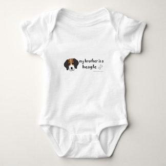 Body Para Bebê lebreiro - mais produz