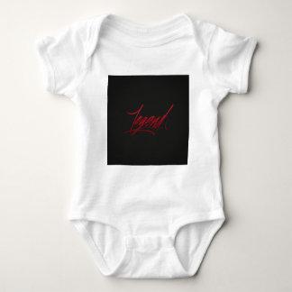 Body Para Bebê legenda