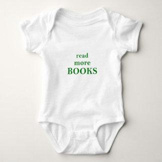 Body Para Bebê Leia mais livros