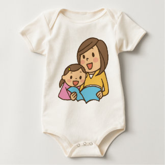 Body Para Bebê Leitura junto