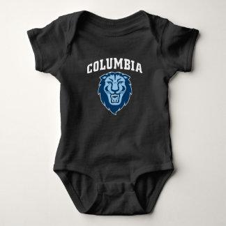 Body Para Bebê Leões da Universidade de Columbia |