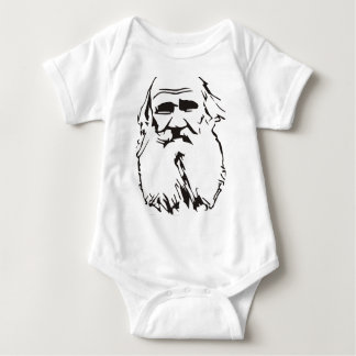 Body Para Bebê Léon Tolstói