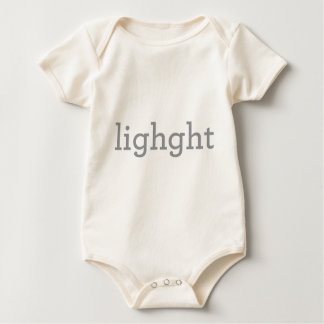 Body Para Bebê Lighght