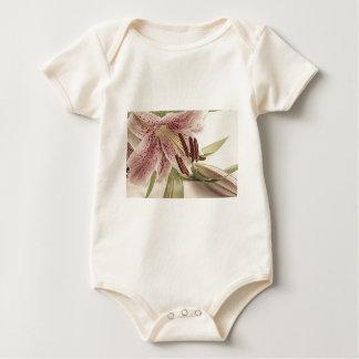 Body Para Bebê Lilly. Pastel