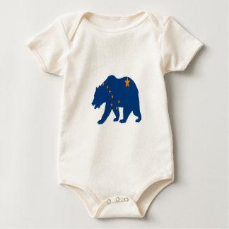 Body Para Bebê Limite de Alaska