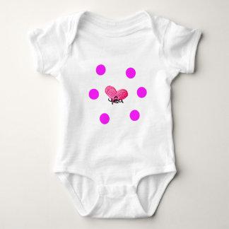 Body Para Bebê Língua vietnamiana do design do amor