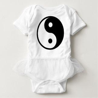 Body Para Bebê linha básica de yang do yin
