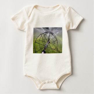 Body Para Bebê Linha da roda da irrigação