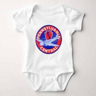 Body Para Bebê Linhas aéreas da central de Pensilvânia