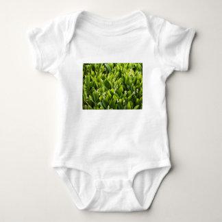 Body Para Bebê Lírio do remendo da flor do vale