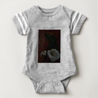 Body Para Bebê Lírios de Arum 1