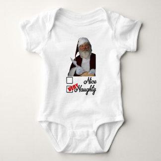 Body Para Bebê Lista agradável impertinente engraçada de Papai