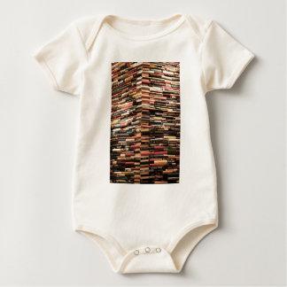 Body Para Bebê Livros