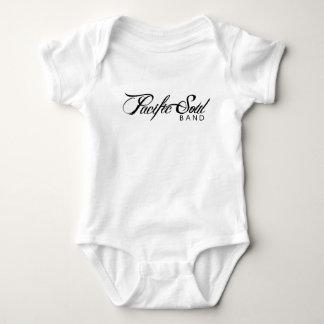 Body Para Bebê Logotipo pacífico da banda da alma