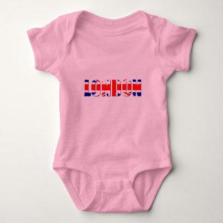 Body Para Bebê Londres