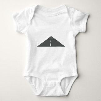 Body Para Bebê Longo caminho