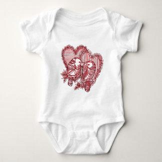 Body Para Bebê Lovebirds