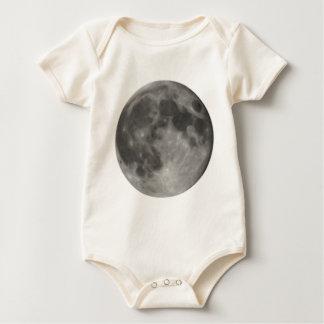 Body Para Bebê Lua cheia