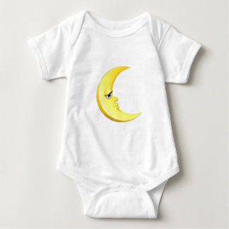Body Para Bebê Lua considerável