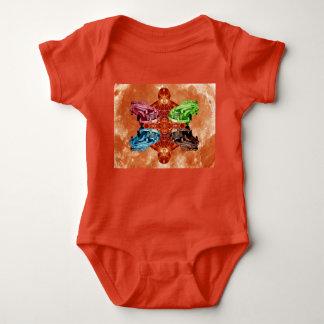 Body Para Bebê Lua de Oldsmobile