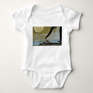 Body Para Bebê Lua do elefante